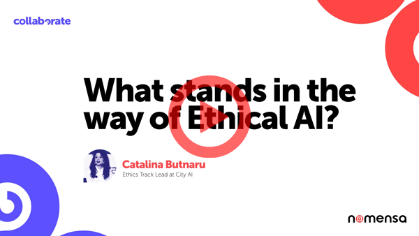 Watch Catalina's talk from Collaborate Bristol