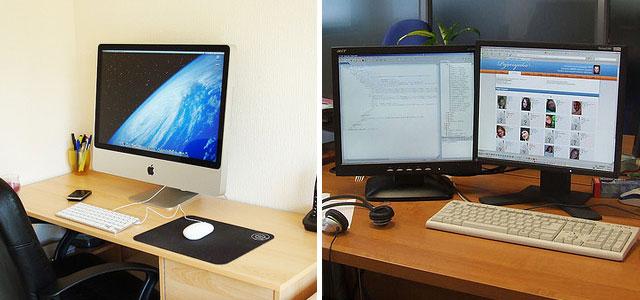 Work Desk and Home Desk