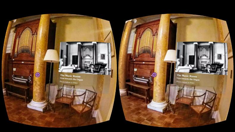 A view through the VR lens