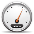 Icon from Defacto CMS representing the Dashboard