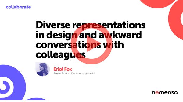 Watch Eriol's talk from Collaborate Bristol