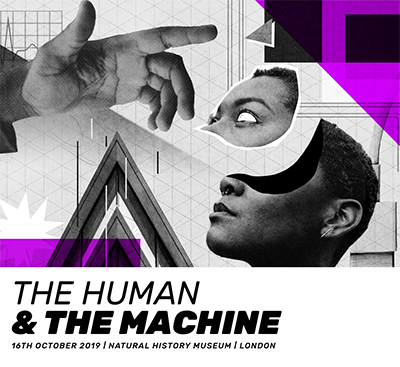Interact London - The Human & The Machine