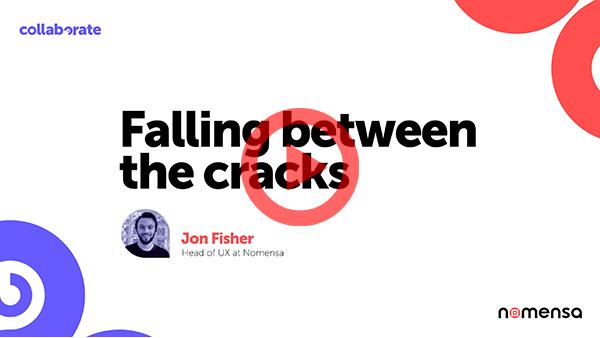 Watch Jon's talk from Collaborate Bristol