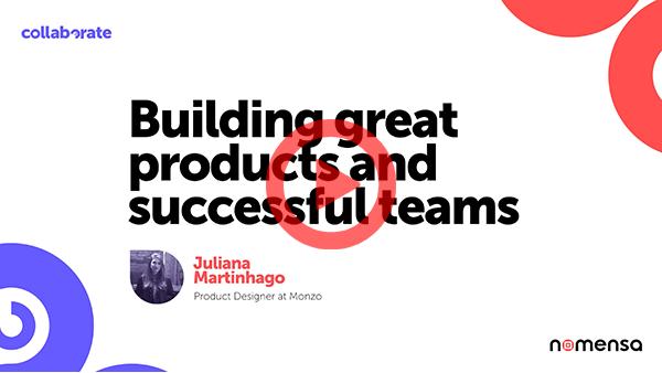 Watch Juliana's talk from Collaborate Bristol