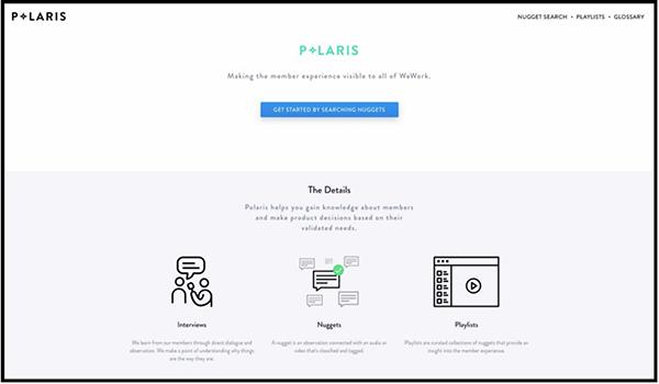 Screengrab of Polaris